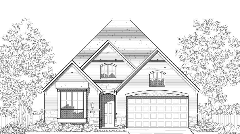 Highland Homes Bozman Farms: 50ft. lots subdivision 1147 Collins Blvd. Wylie TX 75098