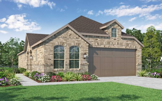 Highland Homes Sandbrock Ranch: 45ft. lots subdivision 3512 Dusty Miller Road Aubrey TX 76227