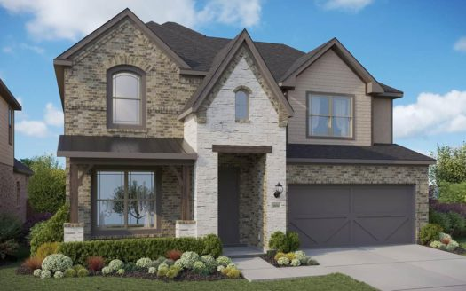 Gehan Homes Fireside Park subdivision 2601 Dancing Flame Drive Denton TX 76201
