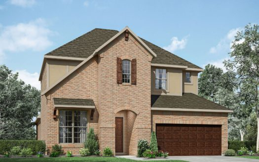 Drees Custom Homes Light Farms subdivision 3931 Hartline Hills Celina TX 75009
