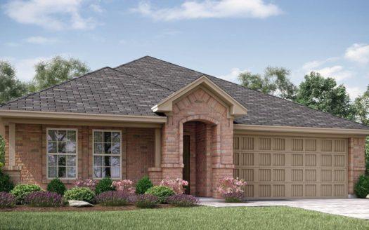 Lennar Avery Pointe-Classics subdivision 1512 Fields View Drive Anna TX 75409