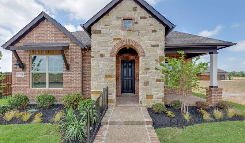 David Weekley Homes Elements at Viridian - Signature Series subdivision 4609 Beaver Creek Drive Arlington TX 76005