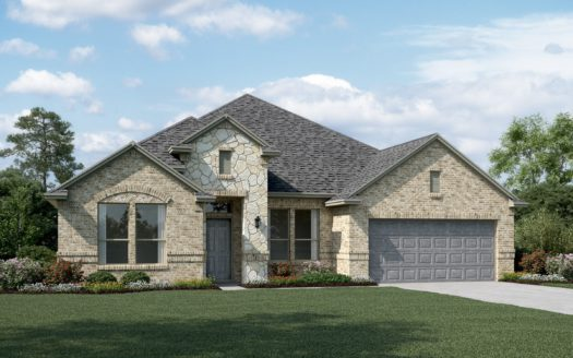K. Hovnanian® Homes Ascend at Canyon Falls subdivision 1005 Daylily Drive Northlake TX 76262