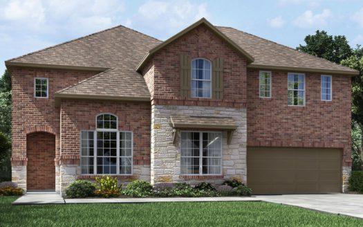 Meritage Homes The Ridge at Northlake subdivision 1121 Orchard Pass Northlake TX 76226