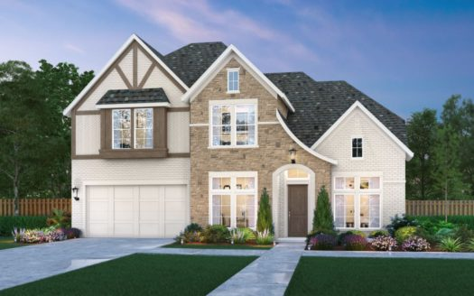 Southgate Homes The Grove 65's Series subdivision 15375 Viburnum Rd Frisco TX 75035