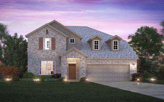 M/I Homes Greenway subdivision 1800 Ann Street Celina TX 75009