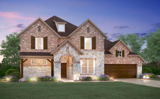 M/I Homes Greenway subdivision 1304 Alan Drive Celina TX 75009