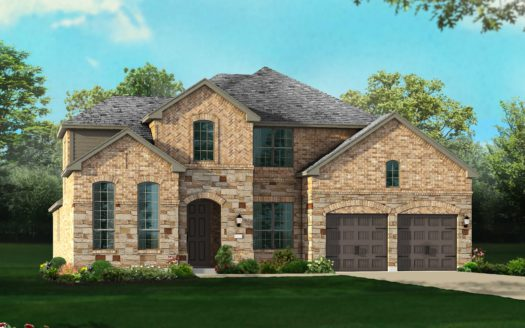 Highland Homes Fairway Ranch subdivision 1075 Cabinside Drive Roanoke TX 76262