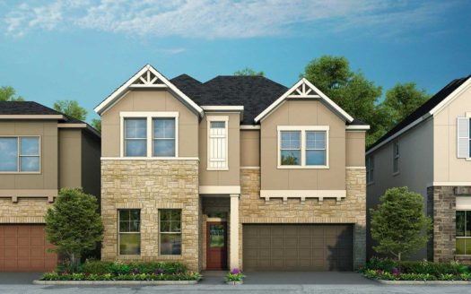 David Weekley Homes The Reserve at Kessler Heights - Executive Series subdivision 619 Aspen Valley Lane Dallas TX 75208