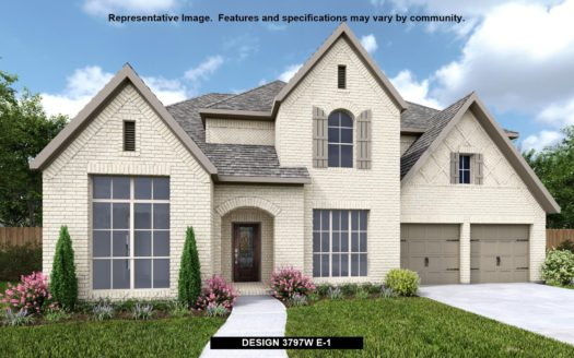 Perry Homes Canyon Falls 80'/100' subdivision Call for an appointment Northlake TX 76262
