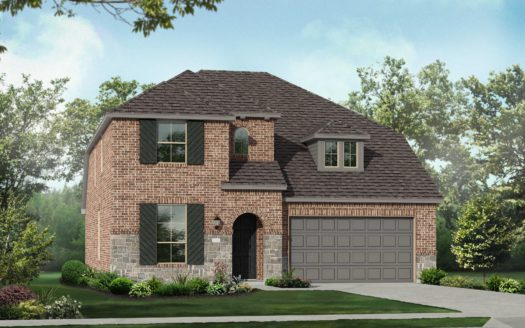 Highland Homes Glen Crossing: 50ft. lots subdivision 718 Westerkirk Drive Celina TX 75009
