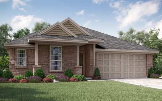 Lennar Overland Grove Classic subdivision 833 Lauren Grove Lane Forney TX 75126