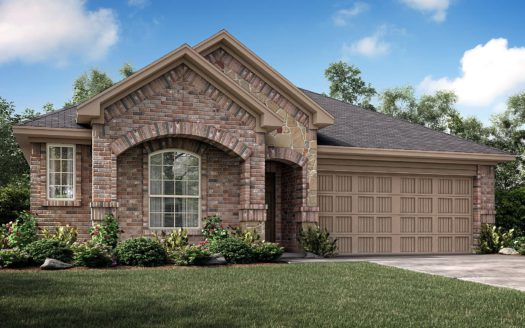 Lennar Overland Grove Classic subdivision 809 Lauren Grove Lane Forney TX 75126