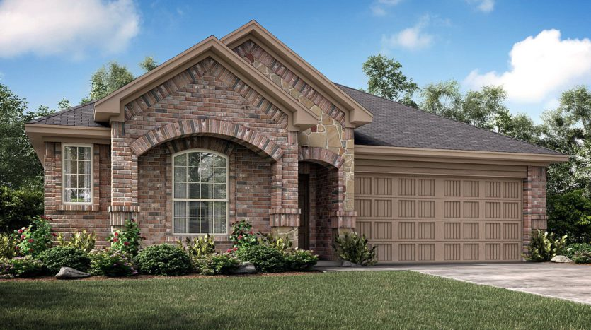 Lennar Overland Grove Classic subdivision 809 Lauren Grove Lane Forney TX 75126