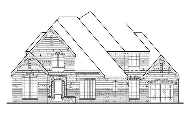 BelclaireHomes Canyon Falls 90s subdivision Coming Soon Argyle TX 76226