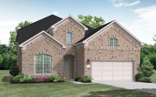 Coventry Homes Canyon Falls 60' subdivision 204 Big Sky Cr Northlake TX 76226