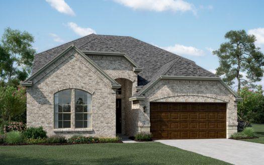 K. Hovnanian® Homes Liberty subdivision 3405 Charleston Drive Melissa TX 75454