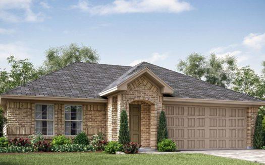 Lennar Avery Pointe-Classics subdivision 320 Copper Switch Drive Anna TX 75409