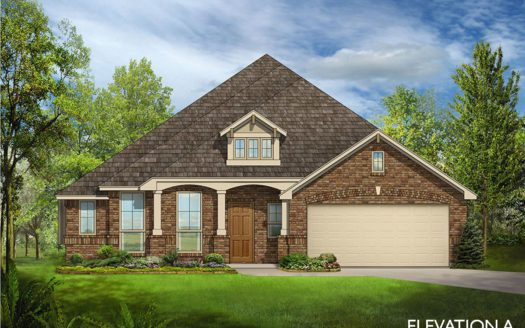 Bloomfield Homes Lakeview Estates subdivision 1605 Sherwood Drive Anna TX 75409