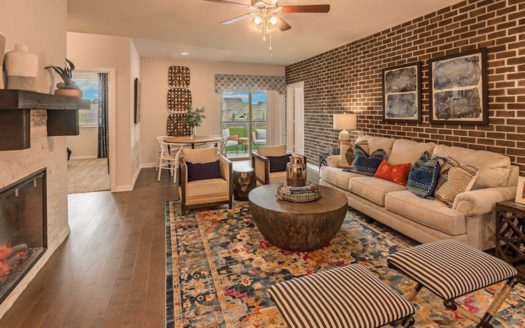 Beazer Homes Gatherings® at Twin Creeks subdivision 651 N Watters Rd Bld I #205 Allen TX 75013