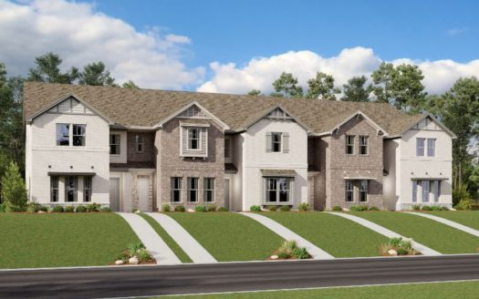Ashton Woods The Station subdivision 3611 Merritt Road Sachse TX 75048
