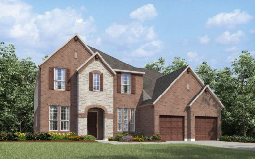 Drees Custom Homes Timber Creek subdivision 3705 Silent Water Street McKinney TX 75071