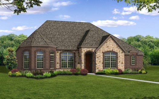 Beazer Homes Stoney Creek subdivision 300 Waterford Lane Sunnyvale TX 75182