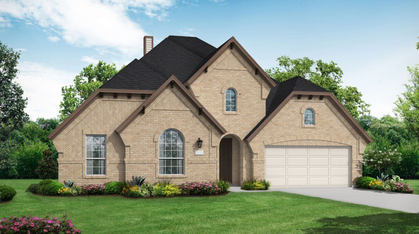 Coventry Homes Dominion of Pleasant Valley 60' subdivision 123 Lantana Lane Wylie TX 75098