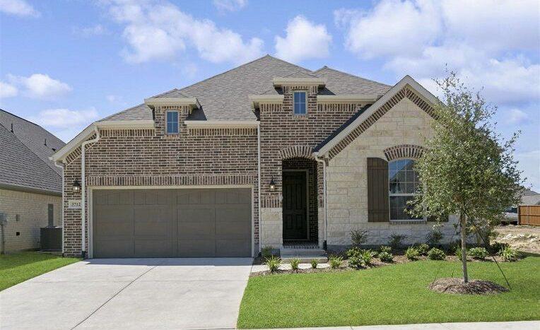 Ashton Woods Meridian at Southgate subdivision 3100 Taunton Way McKinney TX 75069