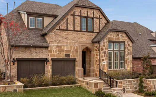 Ashton Woods Southern Hills subdivision 8300 Cottage Drive McKinney TX 75070