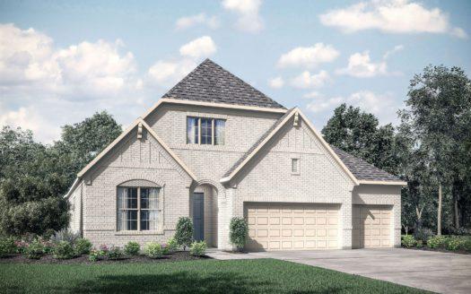 Drees Custom Homes Union Park subdivision 5012 Union Park Boulevard East Aubrey TX 76227