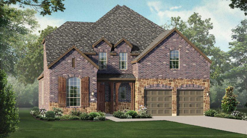 Highland Homes Windsong Ranch 60s subdivision 4470 Acacia Parkway Prosper TX 75078