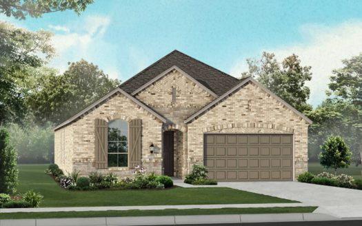Highland Homes Timber Creek subdivision 2708 Oak Blossom Drive McKinney TX 75071