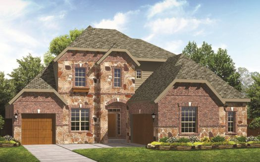 Village Builders Phillips Creek Ranch 66' subdivision 2268 Lead Plumb Drive Frisco TX 75036