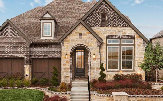 Ashton Woods Southern Hills subdivision 8304 Cottage Drive McKinney TX 75070
