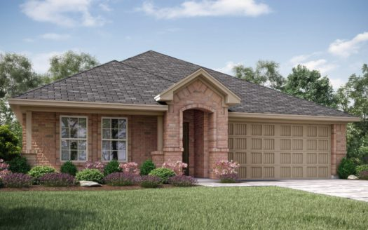 Lennar Overland Grove Classic subdivision 816 Lauren Grove Lane Forney TX 75126