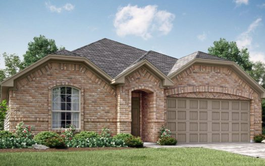 Lennar Sutton Fields Classic subdivision 5917 Priory Drive Celina TX 75009