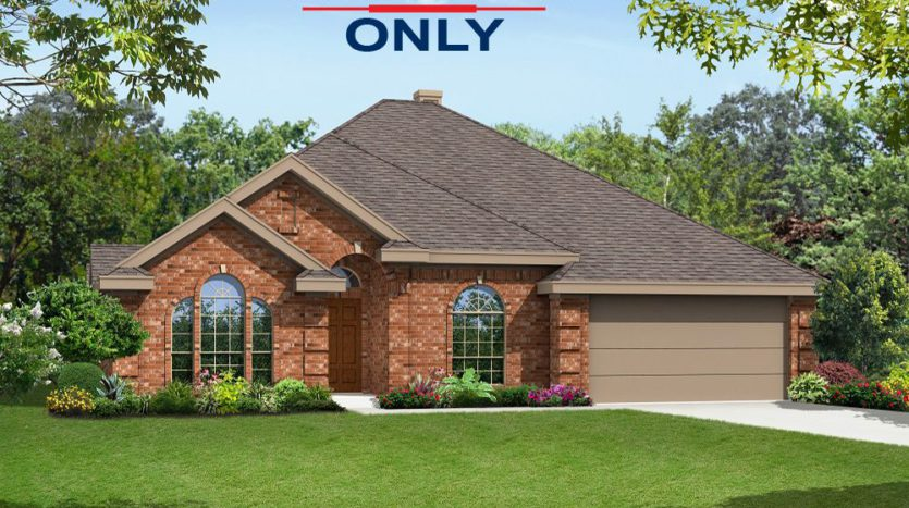 First Texas Homes Pemberley Estates subdivision 4500 Grand Meadow Blvd Mansfield TX 76063