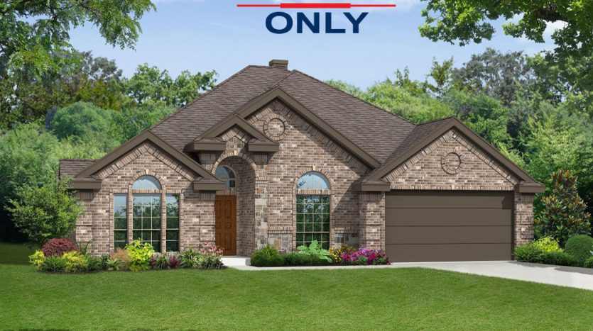 First Texas Homes Dove Chase subdivision 3404 Lakemont Drive Mansfield TX 76084