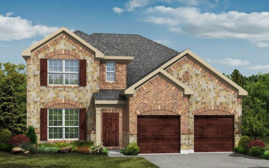 Drees Custom Homes Trailwood subdivision 11509 Misty Ridge Drive Roanoke TX 76262