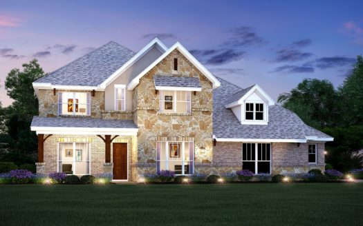 M/I Homes Homestead subdivision 219 Hearthstone Drive Sunnyvale TX 75182