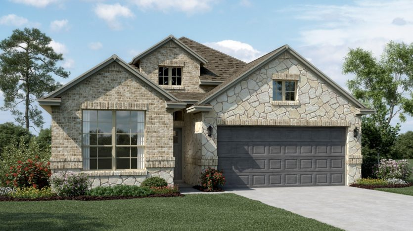 K. Hovnanian® Homes Ascend at The Parks at Rosehill subdivision I-30 and Rosehill Road Garland TX 75043