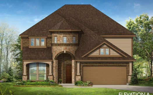 Bloomfield Homes Country Lakes subdivision 305 River Meadows Lane Argyle TX 76226