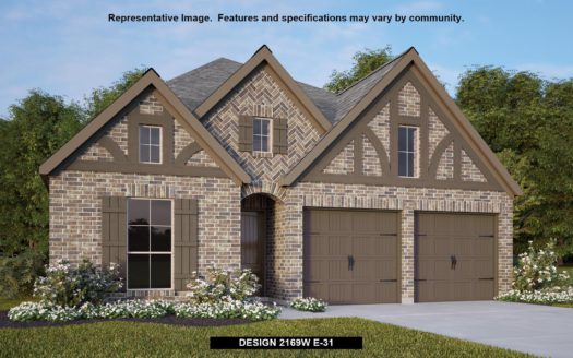 Perry Homes Prairie Oaks 45' subdivision 9600 LONGHORN LANE Oak Point TX 75068