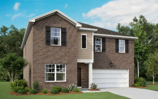 Starlight Homes Pecan Grove subdivision 813 Cedar Elm Anna TX 75409