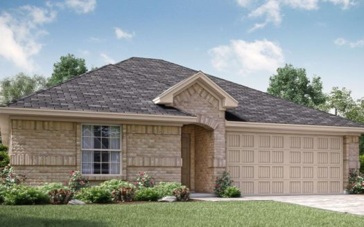Lennar Aspen Meadows subdivision 3313 Riverside Drive Aubrey TX 76227