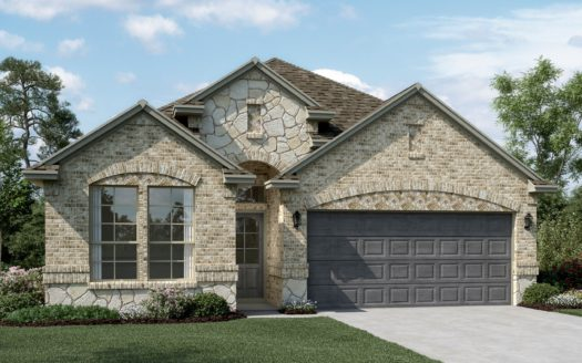 K. Hovnanian® Homes Ascend at The Parks at Rosehill subdivision 109 Thackery Road Garland TX 75043