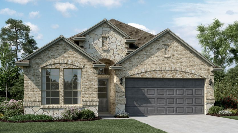 K. Hovnanian® Homes Ascend at The Parks at Rosehill subdivision 109 Thackery Road Garland TX 75043