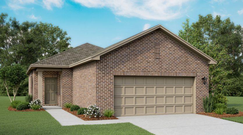 Starlight Homes Windmill Farms subdivision 6841 Bananza Way Forney TX 75126