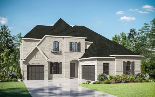 Drees Custom Homes Trinity Falls 70 subdivision 913 Lost Woods Way McKinney TX 75071